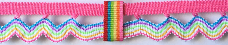 Striped Interchangeable Headband