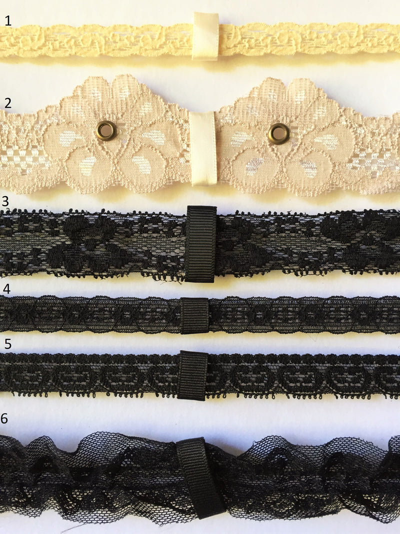 Lace Interchangeable Headband