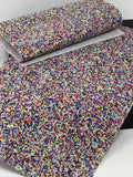 Rainbow Candy Sprinkles Sheet