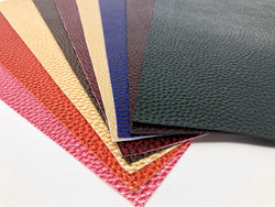 Glossy Litchi Sheet Pack (9 sheets per pack - 1 of each color)