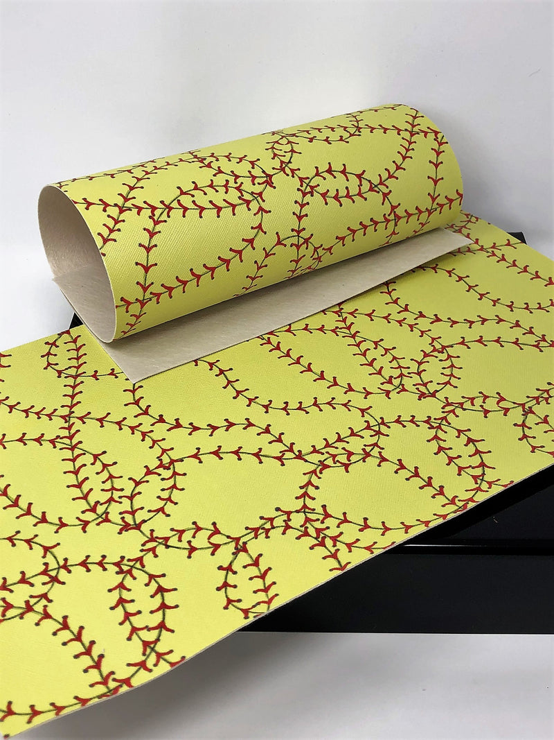 Softball Stitch Sheet