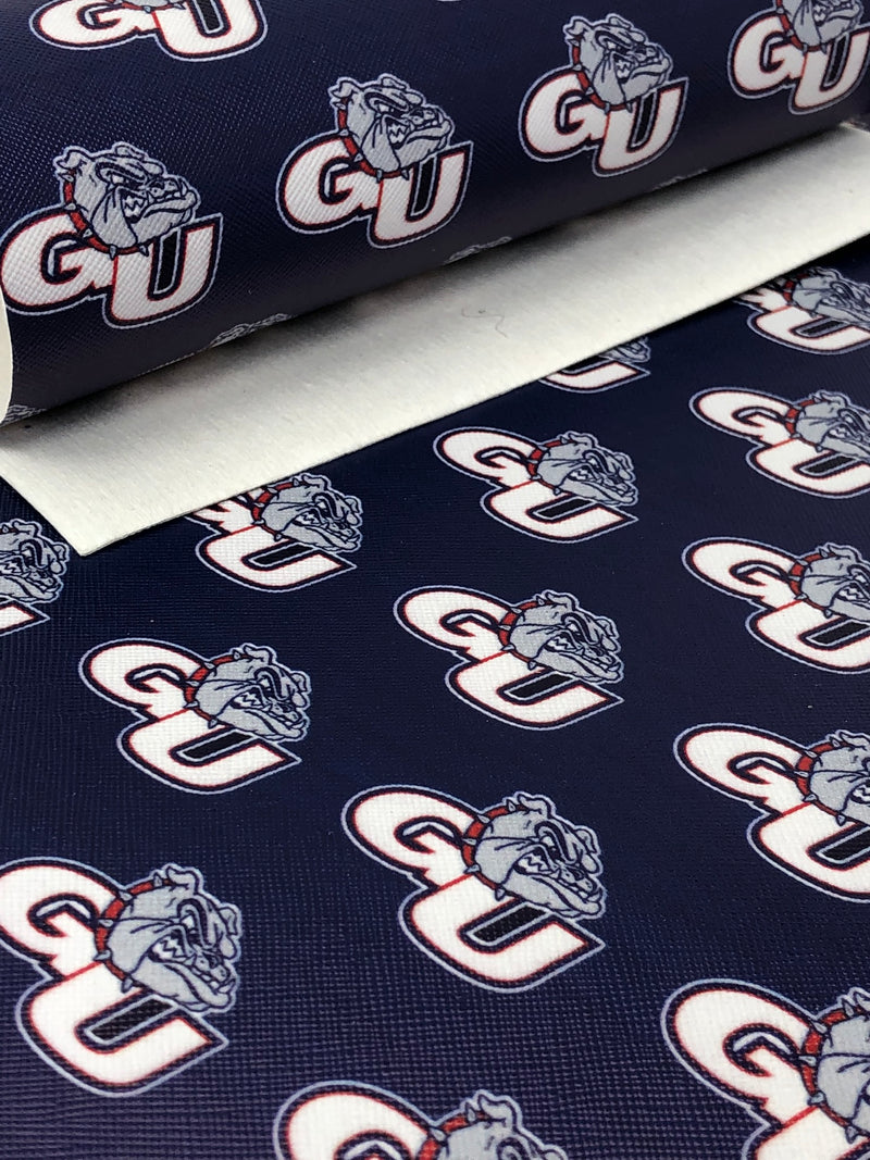 GU Bulldogs Sheet