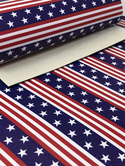 Stars and Stripes Sheet
