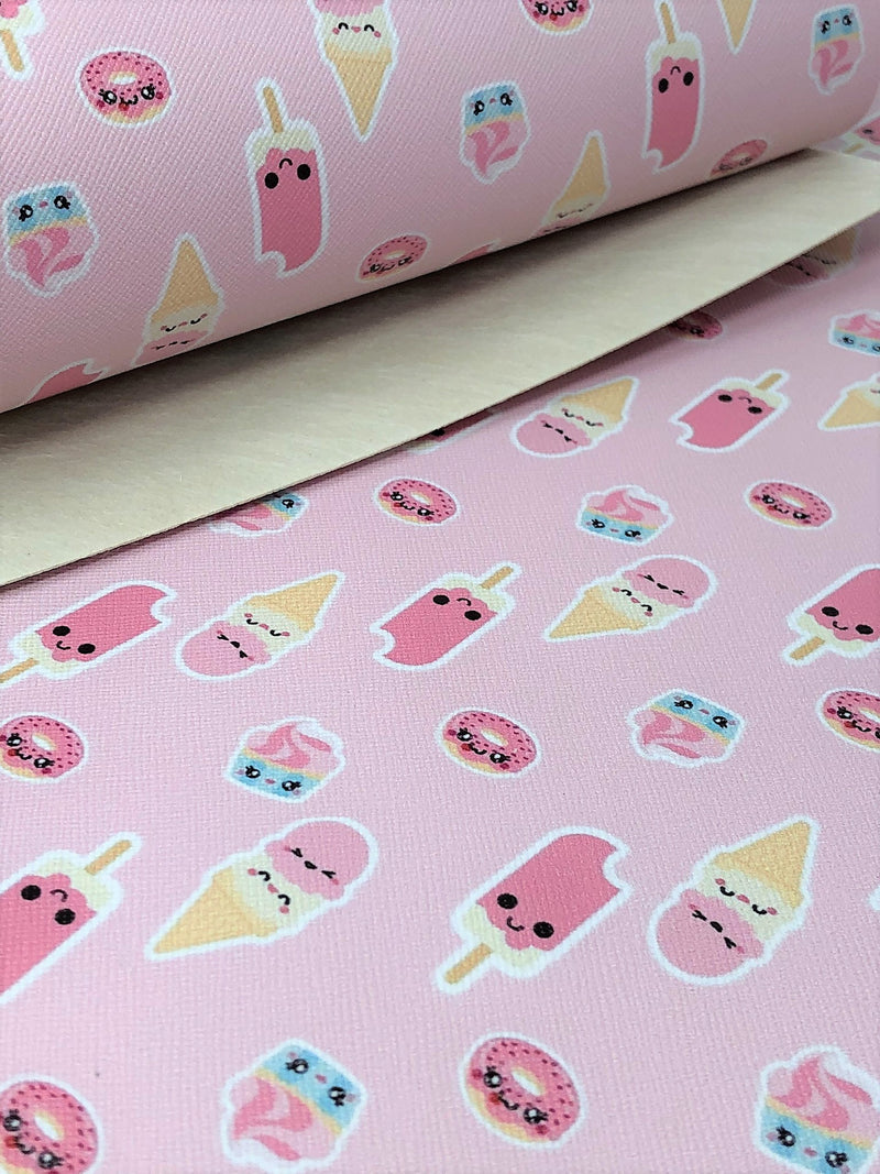 Pink Sweet Treats Sheet