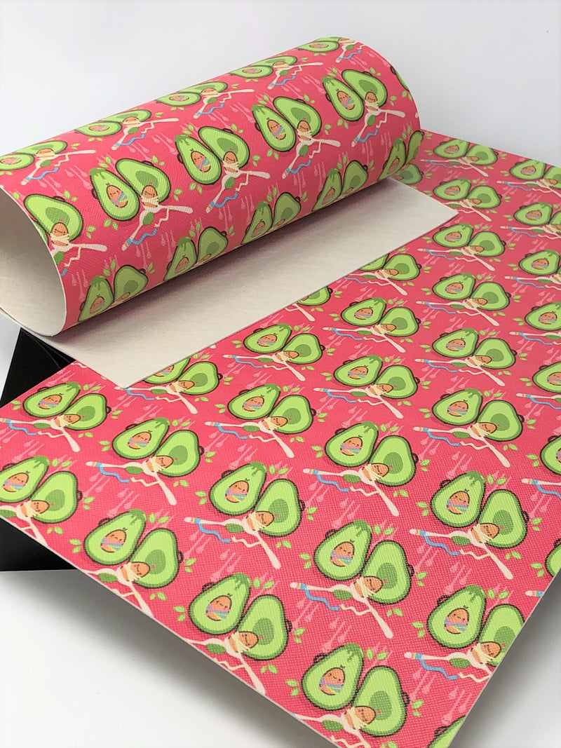 Scooped Avocados Sheet