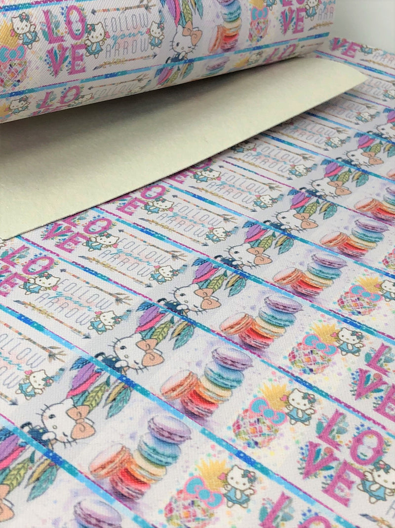 Love Kitty Sheet