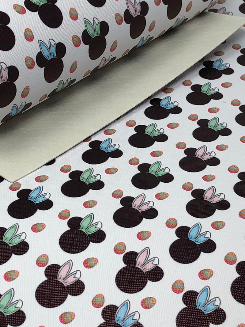Easter Bunny Mouse Sheet