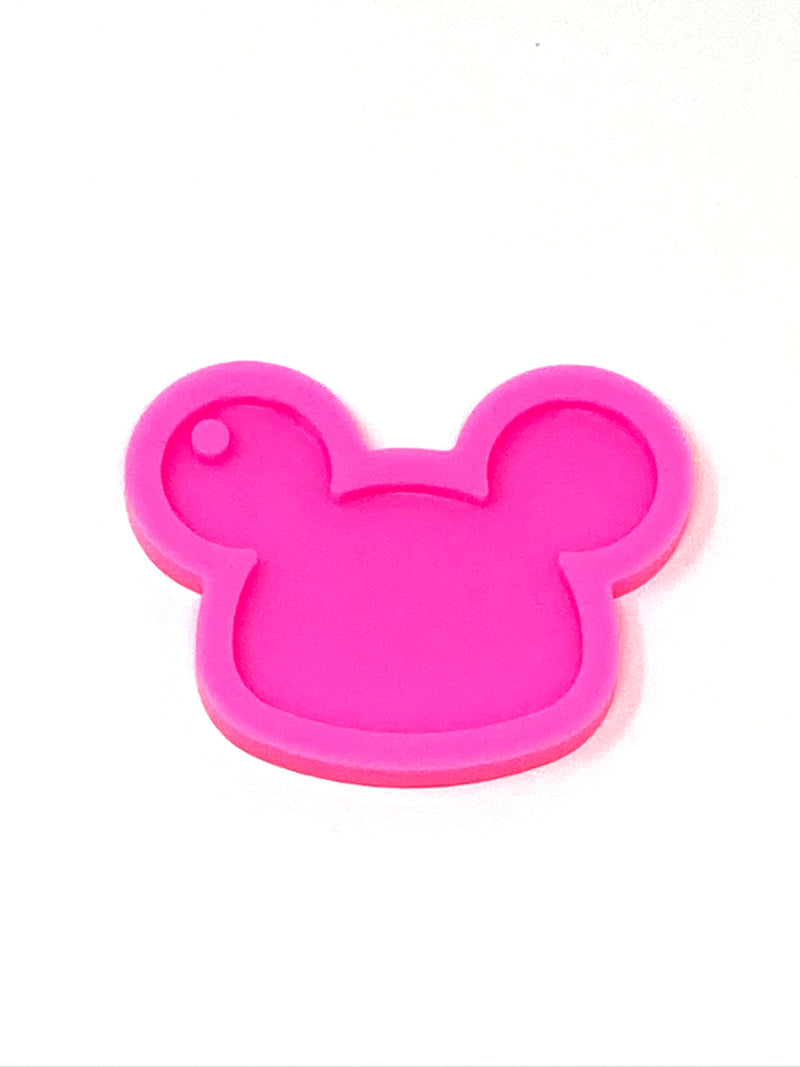 Mouse Ears Hat Keychain Resin Mold