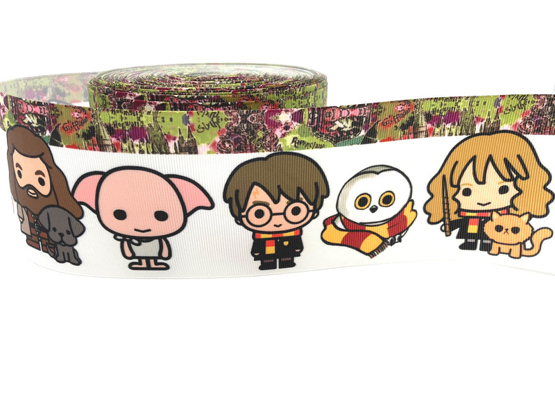 "3"" HP and the Gang Ribbon"