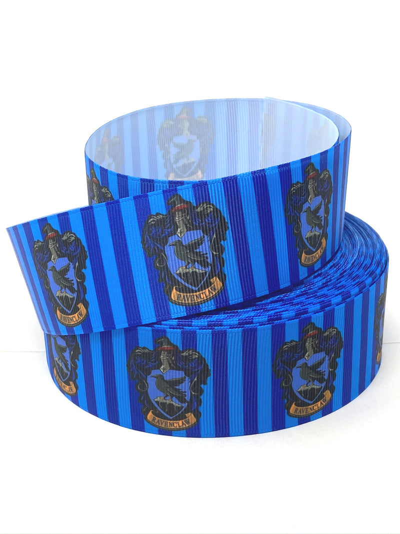 "1.5"" Ravenclaw Stripes Ribbon"