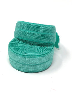 Solid Tropic Fold Over Elastic