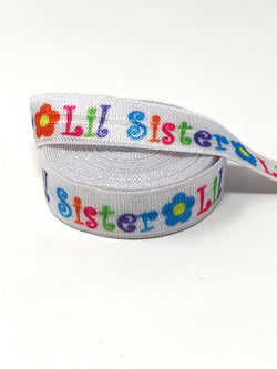 Lil Sister Fold Over Elastic