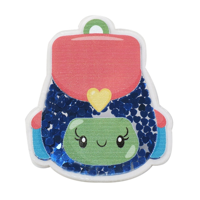 Backpack Shaker Resin