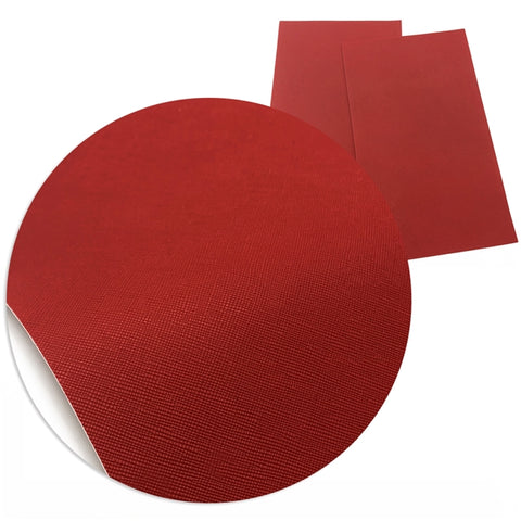 Solid Red Sheet