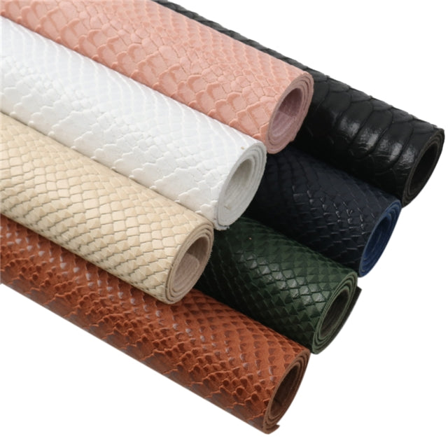 Faux Snake Skin Sheet Pack (7 sheets)