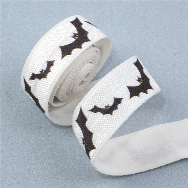 Bat Fold Over Elastic