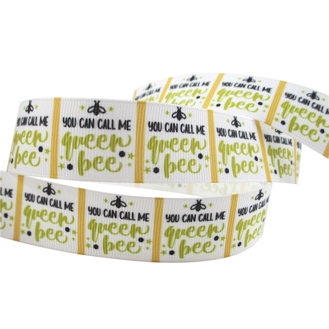 "1"" You Can Call Me Queen Bee Ribbon"