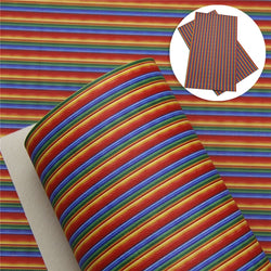 Thin Stripe Serape Sheet