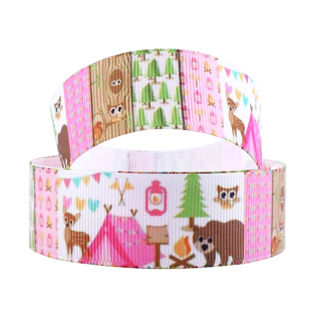 "1"" Campsite Ribbon"