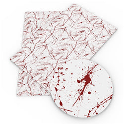Blood Splatter Sheet