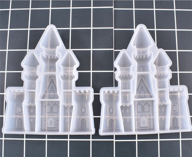 Castle Resin Mold