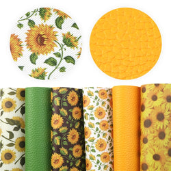 Sunflower Sheet Pack (6 sheets)