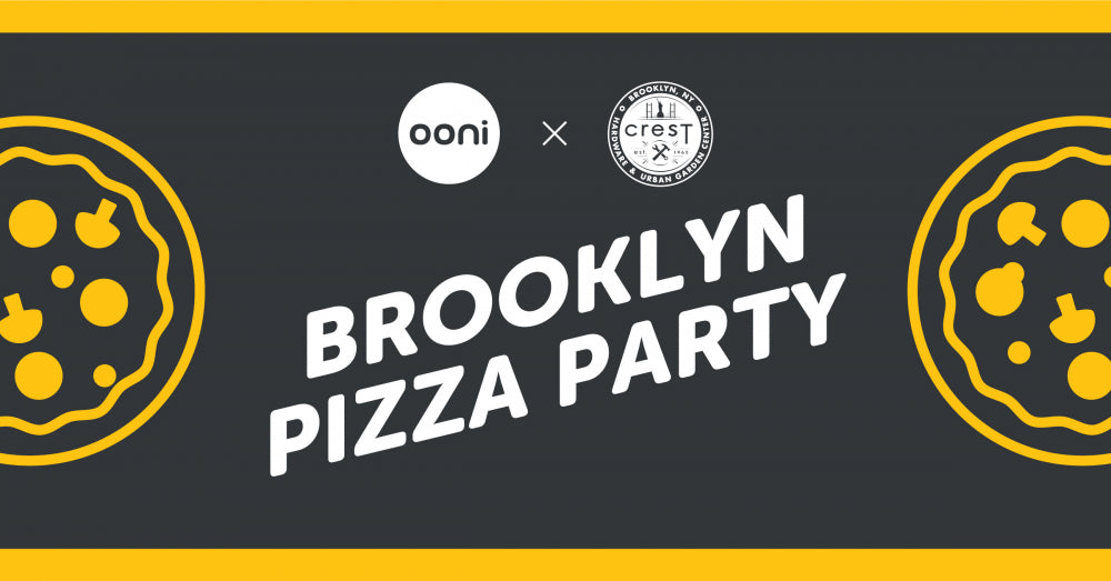 We threw an epic pizza party at Brooklyn's Crest Hardware for Slice Out Hunger!