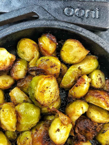 Nutmeg Butter Sprouts