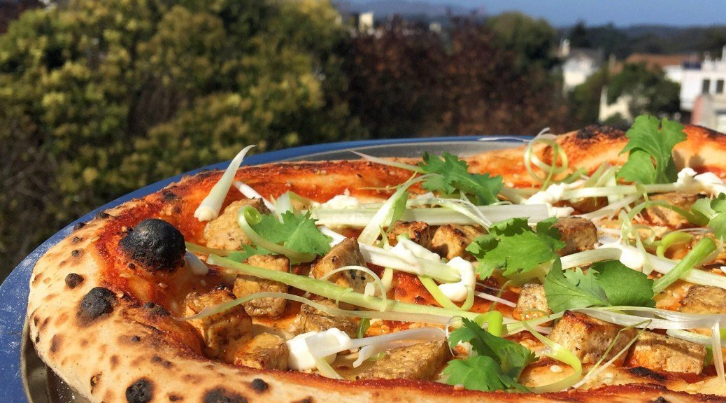 Honey Sriracha Pizza Featured Image