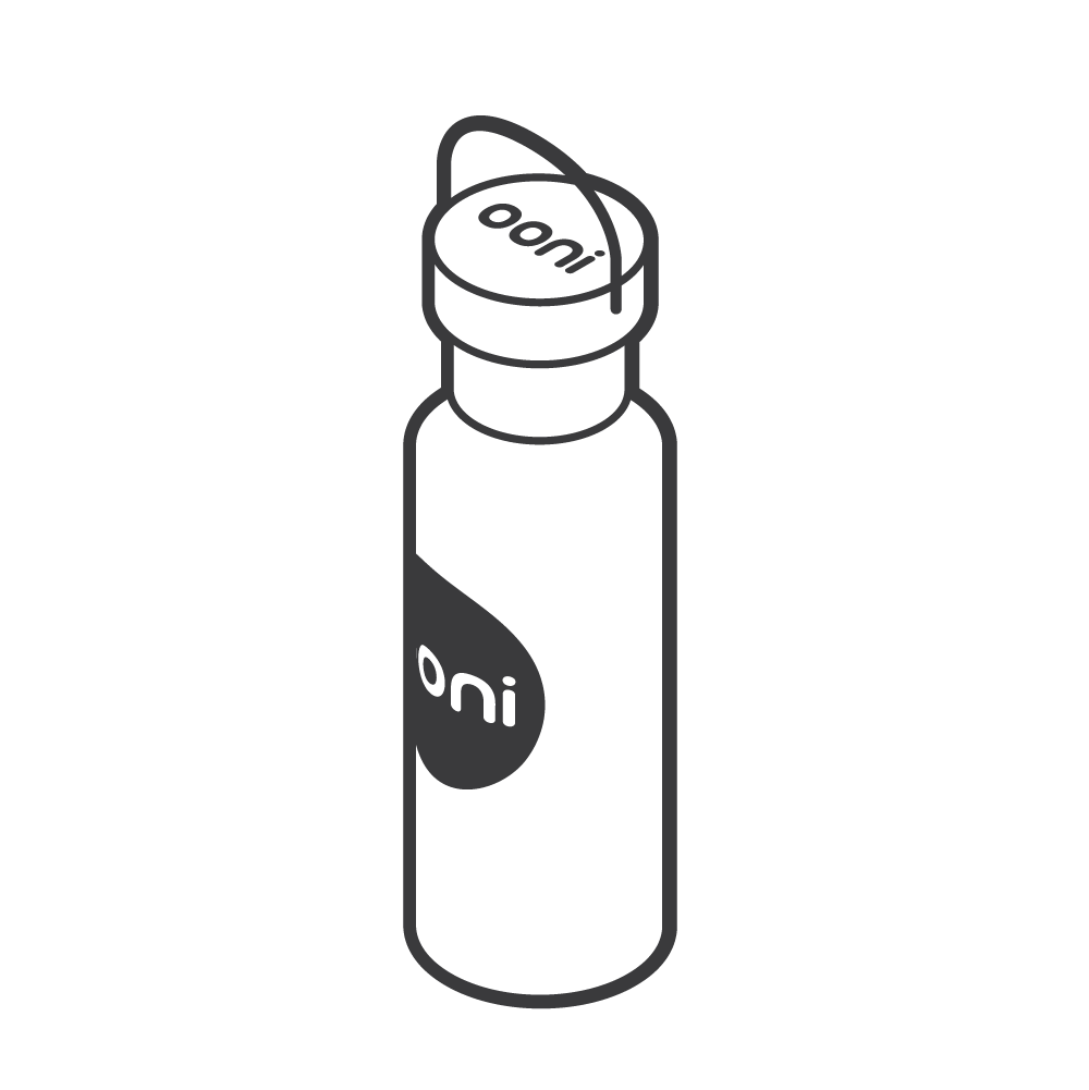 Ooni Reusable Water Bottle by Klean Kanteen Thumbnail