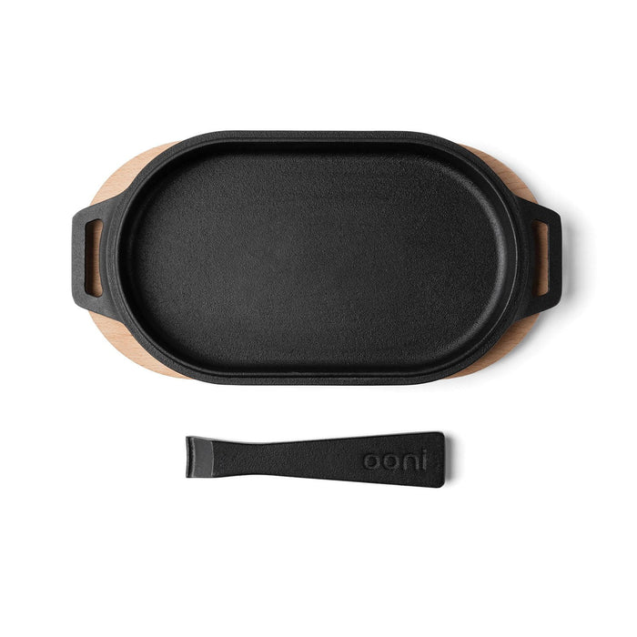 Ooni Cast Iron Sizzler Pan | Ooni USA