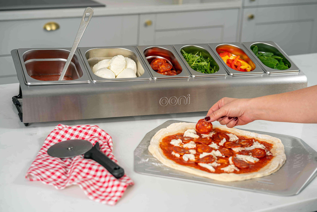 Ooni Pizza Topping Station 8