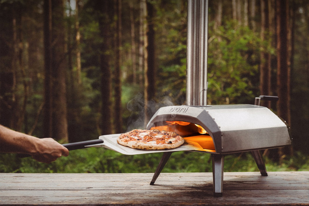 Ooni Karu Wood and Charcoal-Fired Portable Pizza Oven | Ooni USA