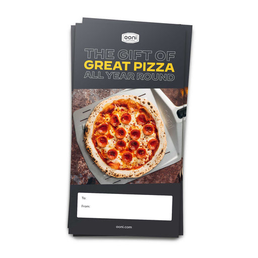Ooni Pizza Ovens Gift Card