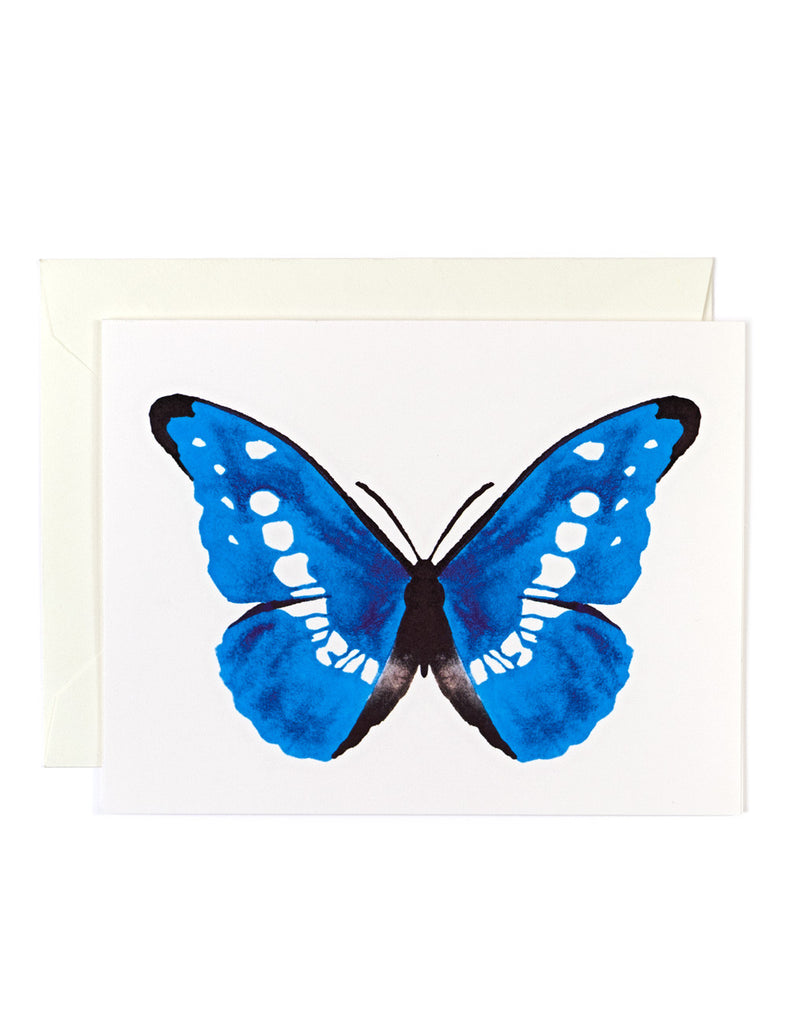 Butterfly 4 Card