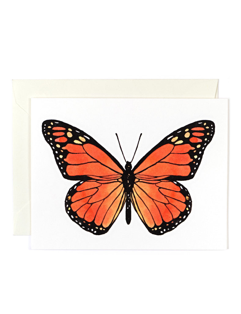 Butterfly 5 Card