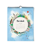 2017 Cities of the World Calendar