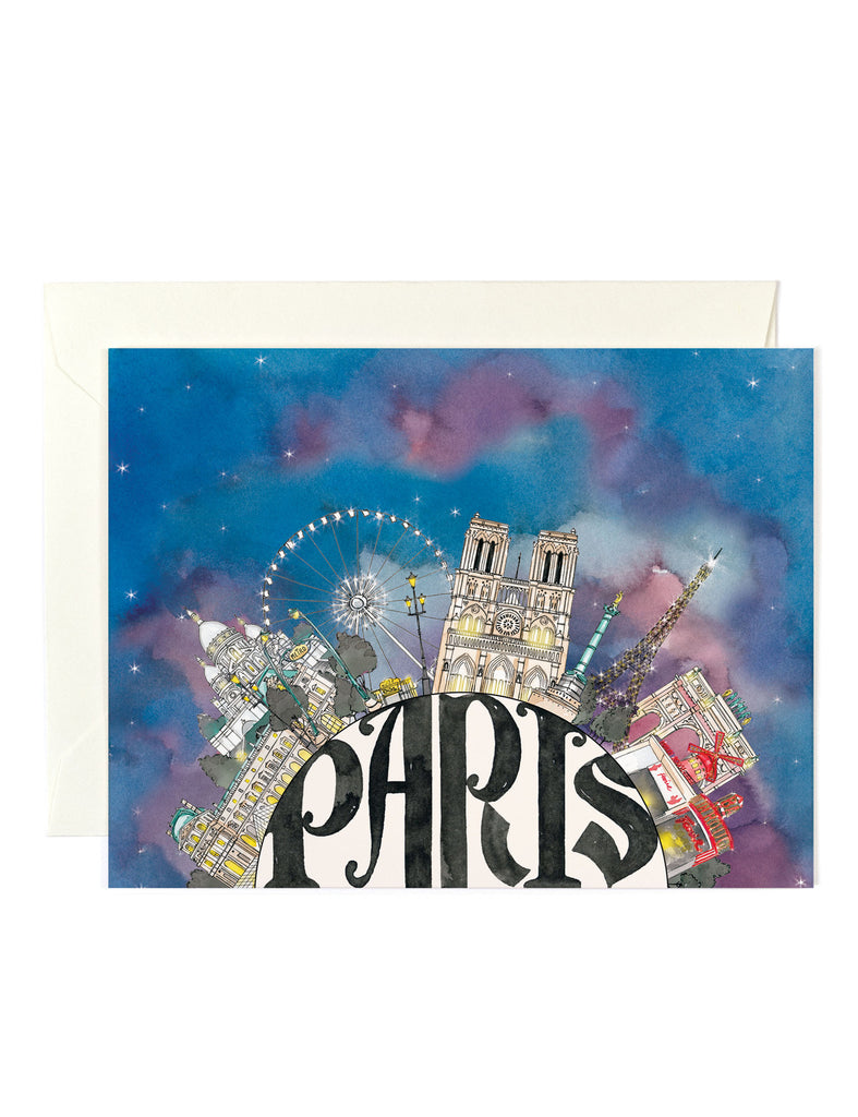 Paris City Card