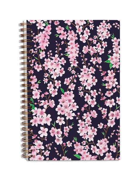 Blossom Midnight Notebook