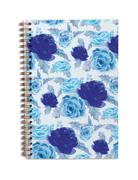 Rosa Blue Notebook