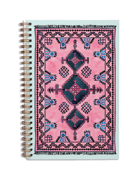 Tangier Pink Notebook