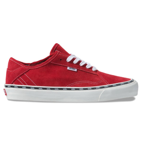 VANS Diamo Ni New Issue (Tango Red/True White)