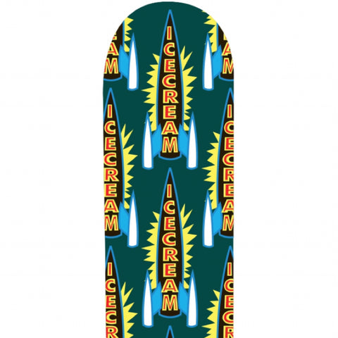 ICECREAM Space Skate Deck (Deep Teal)