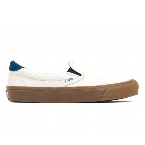 e4da795b3ad8 VANS VAULT OG Slip-On 59 LX Leather (Marshmallow Sailor)