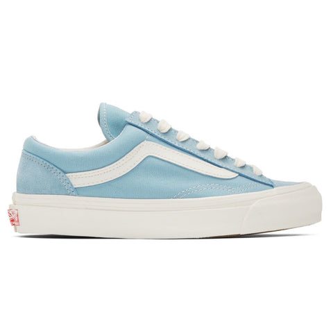VANS VAULT OG Style 36 LX Suede/Canvas (Forget Me Not/Marshmallow)