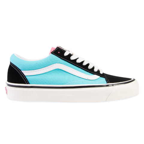 VANS Anaheim Factory Old Skool 36 DX (OG Black/OG Aqua)