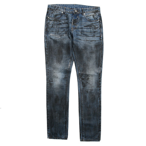 1017 ALYX 9SM 5 Pocket Distressed Denim (Navy)