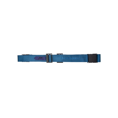 A-COLD-WALL* Industrial Webbing Belt (Blue)