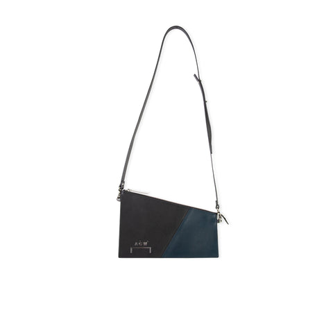 A-COLD-WALL* Corbusier Shoulder Clutch Bag (Navy/Black)