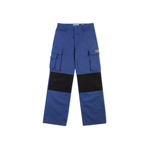 ACNE STUDIOS Pable Cotton Poly Twill Pant (Ink Blue)